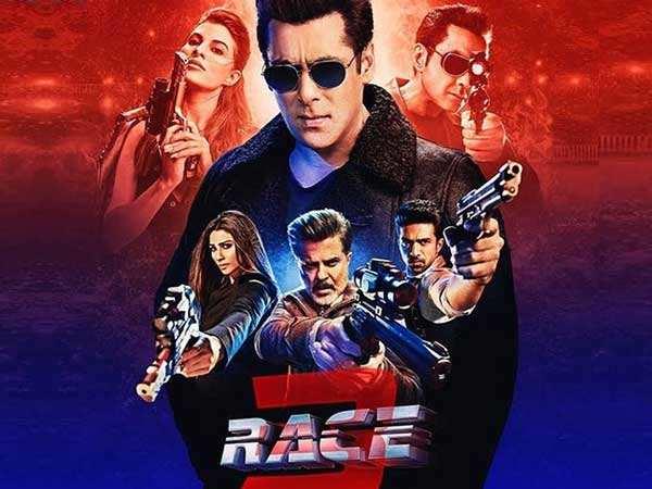 Finally! Salman Khan announces the trailer release date of Race 3