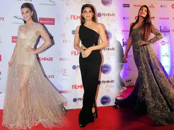 10 times Jacqueline Fernandez stunned at the red carpet
