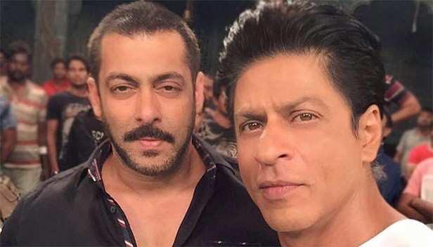 SRK - Salman