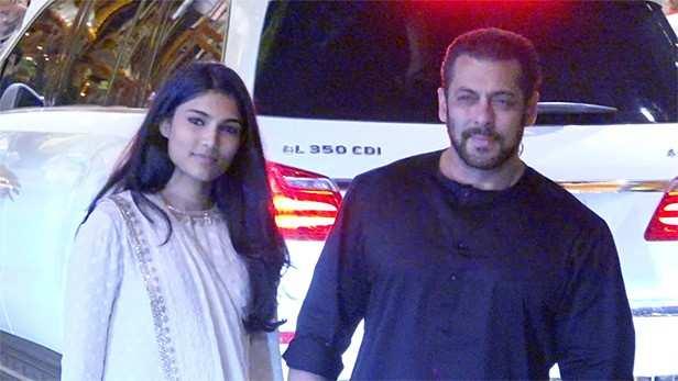 Salman Khan - Alizeh Agnihotri