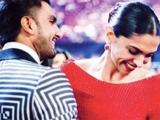 Ranveer Deepika Sangeet