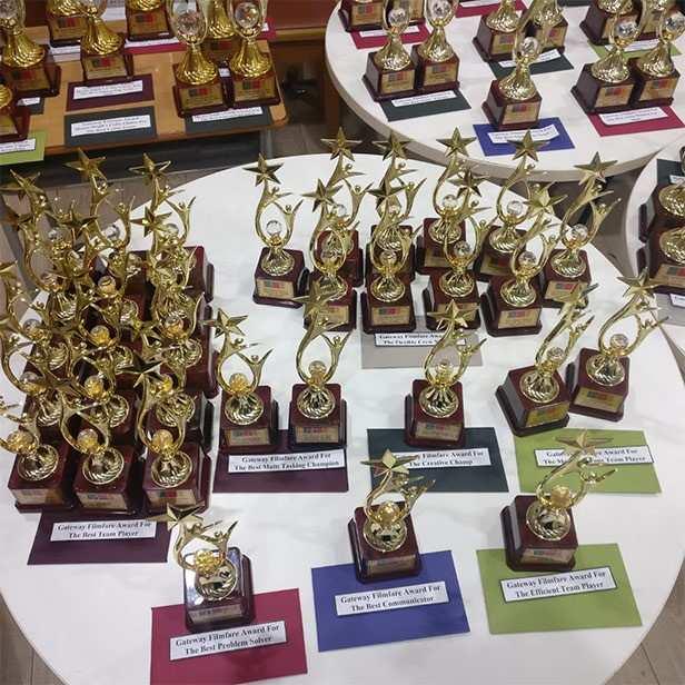 Gateway School Filmfare awards