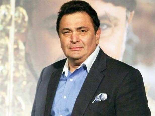 Shah Rukh Khan, Gauri Khan, Suhana Khan, Rishi Kapoor