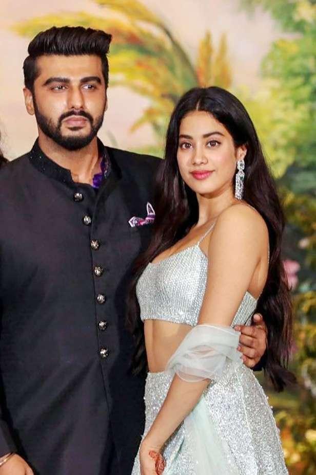 Janhvi and Arjun