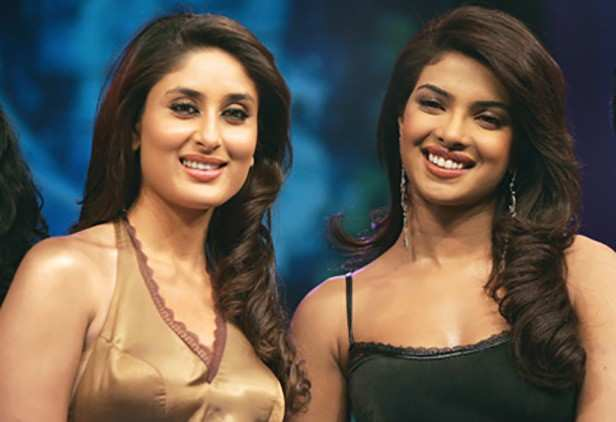 Priyanka and Kareena
