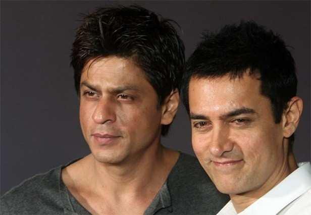 Aamir Khan, Shah Rukh Khan, Saare Jahaan Se Achha