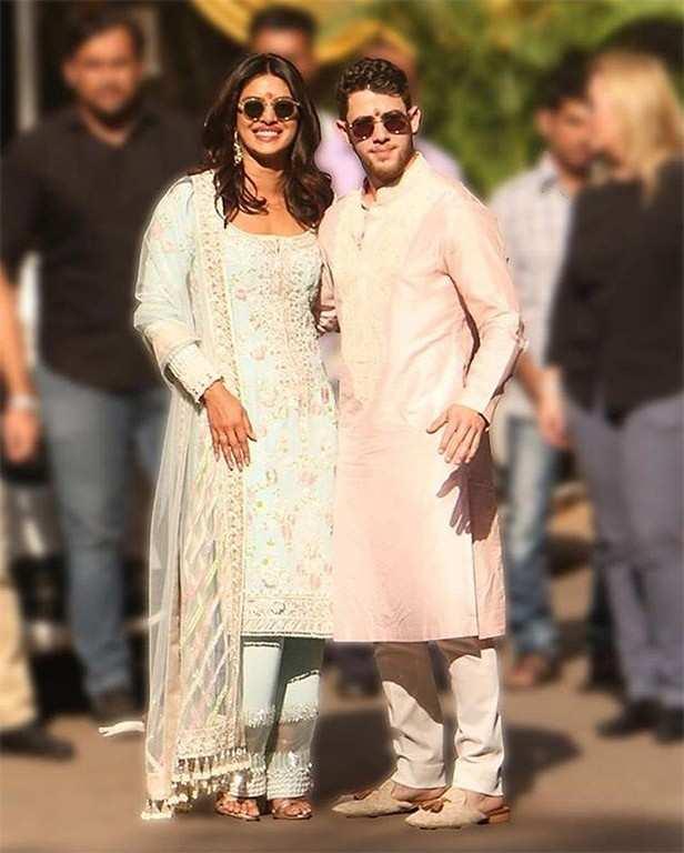 Nick and Priyanka + Modi