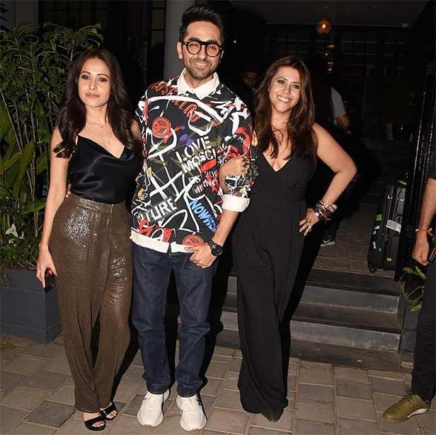 Ayushmann Khurrana, Dream Girl, Nushrat Bharucha, Ekta Kapoor, Filmfare