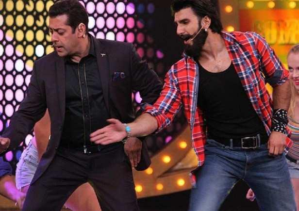 Salman Khan, Ranveer Singh