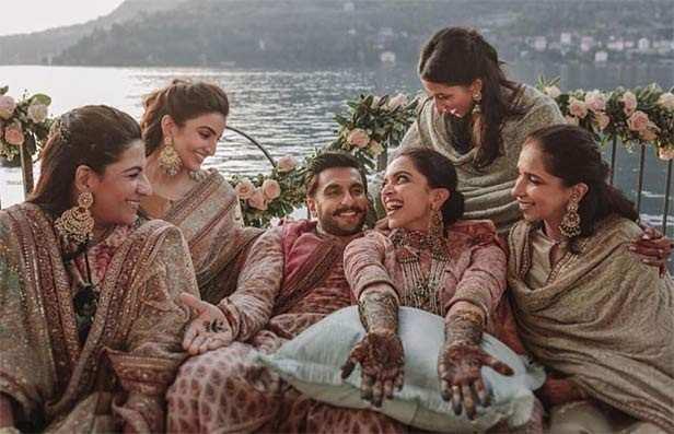 Deepika Padukone, Ranveer Singh, DeepVeer, DeepVeerKiShaadi