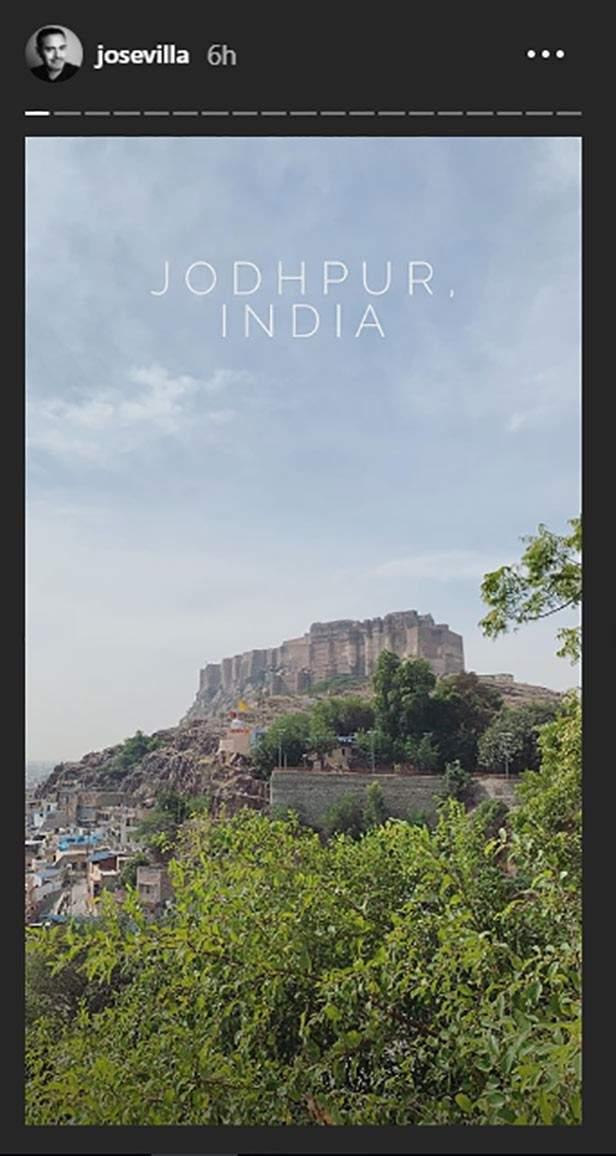 Priyanka Chopra, Nick Jonas Jose Villas, Filmfare