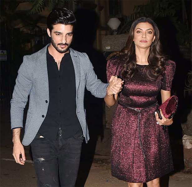 Sushmita and Rohman