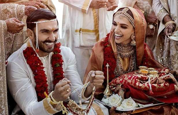 Image result for Bollywood wishes DeepVeer happiness forever after