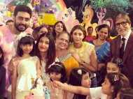 All the inside pictures from Aaradhya Bachchan's birthday bash