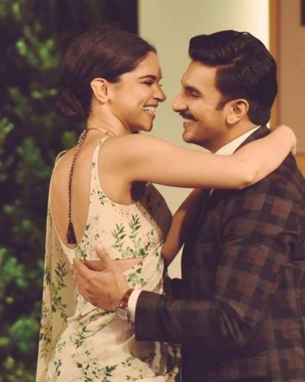 The Deepika-Ranveer Story! In Honor of Their Wedding, All ...