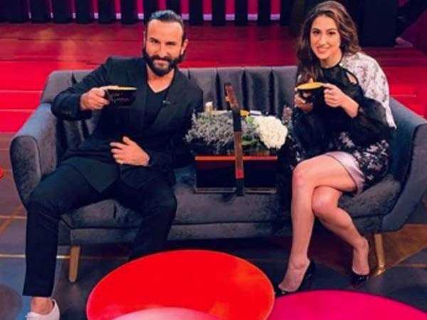 Saif Ali Khan reveals the best secret keeper of his family