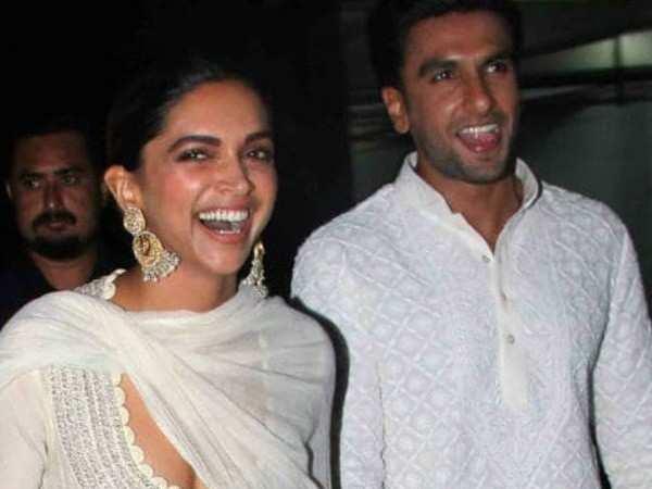 Exclusive! Deepika and Ranveer welcome guests with a special gesture