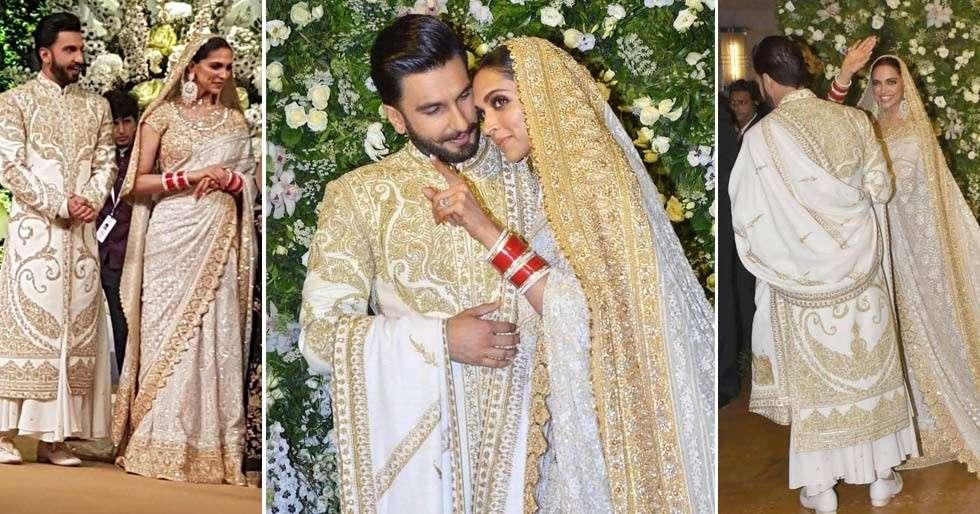 Inside Deepika Padukone and Ranveer Singh's Mumbai reception