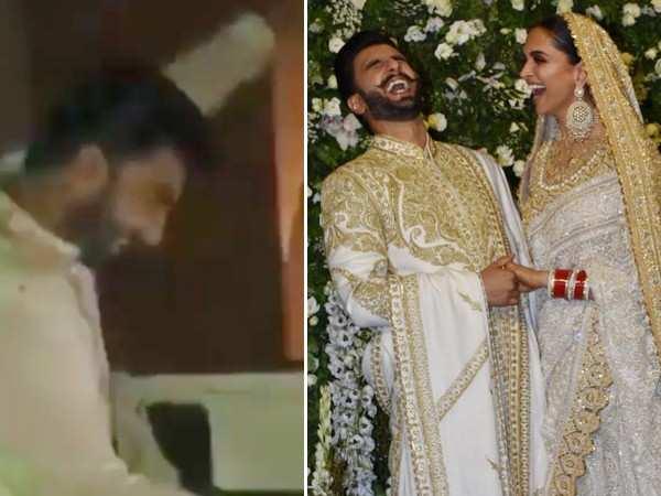 Wow! Ranveer Singh turns DJ at his Mumbai reception