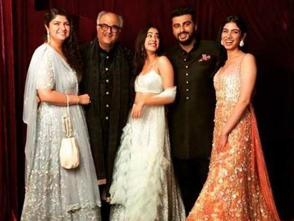 Janhvi and Arjun Kapoor wish Khushi Kapoor in a special way on her birthday