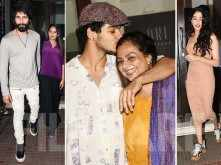 Shahid Kapoor, Janhvi Kapoor and more attend Ishaan Khatter's birthday bash