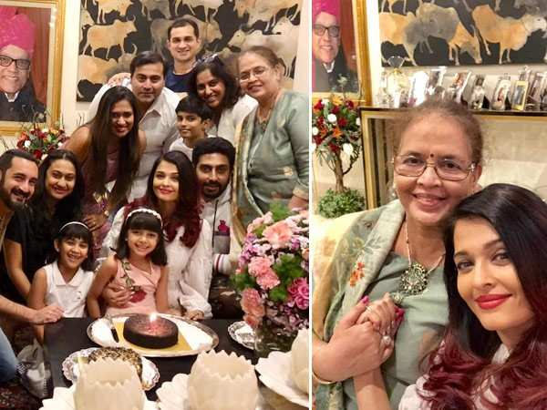 Inside Aishwarya Rai Bachchan's big birthday bash