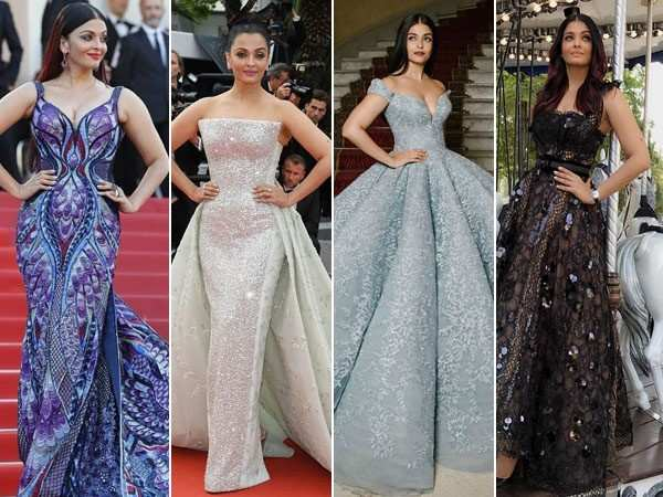 Aishwarya Rai Bachchan's 7 mesmerising looks from the year gone by