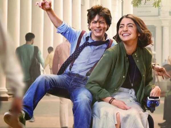 Shah Rukh Khan protected the look of Anushka Sharma in Zero for this reason