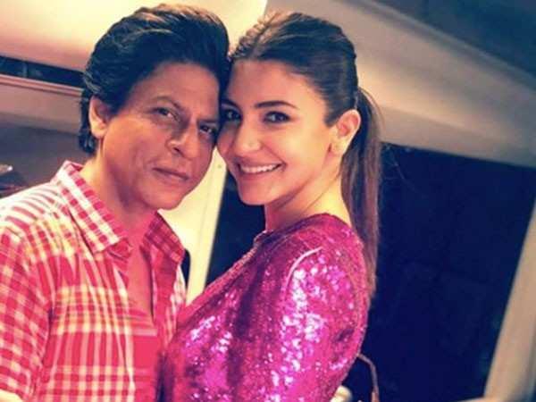 Shah Rukh Khan has a new name for Anushka Sharma because of Virat Kohli