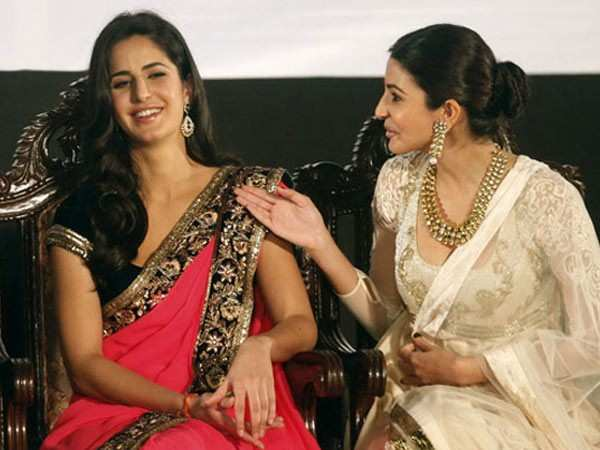"""I cried to play Anushka's character in Zero."" – Katrina Kaif"