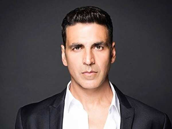 Akshay Kumar to star in India's first space movie