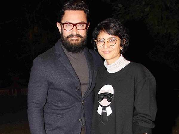 It's time for double celebrations for Aamir Khan and Kiran Rao