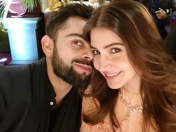 """Virat and I hardly spend time together"" – Anushka Sharma"