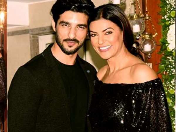 Sushmita Sen to tie the knot with boyfriend Rohman Shawl next year?