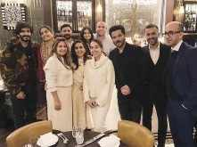 Sonam Kapoor, Anand Ahuja, Anil Kapoor have a special Diwali in London