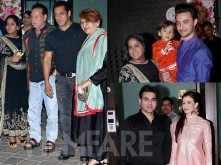 Salman Khan, Jacqueline Fernandez & more attended Arpita Khan's Diwali bash