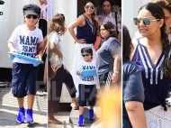 AbRam Khan accompanies mom Gauri Khan on a mini trip close to Mumbai