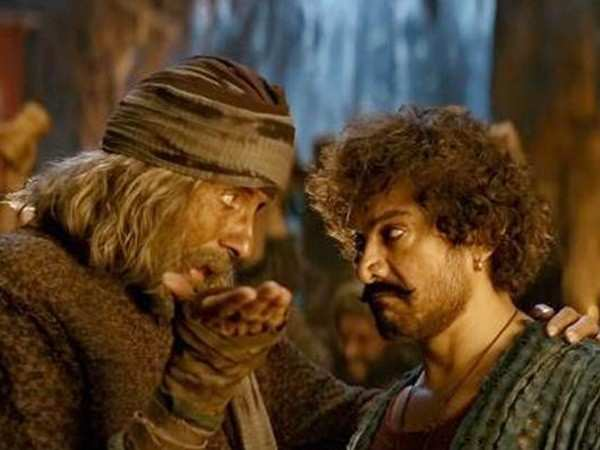 Thugs of Hindostan witnesses a drop in its box-office collections