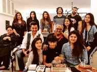 Arjun Kapoor throws a birthday party for father Boney Kapoor
