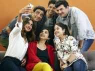 First look!Priyanka Chopra,Farhan Akhtar and Zaira Wasim in The Sky is Pink