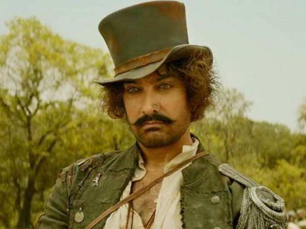 Diwali biggie Thugs Of Hindostan struggles at the box-office