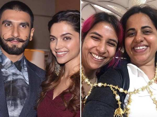 Ranveer Singh's stylist reveals that functions have already begun in Italy