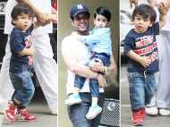 Photos! Taimur Ali Khan and Laksshya Kapoor enjoy a fun play date
