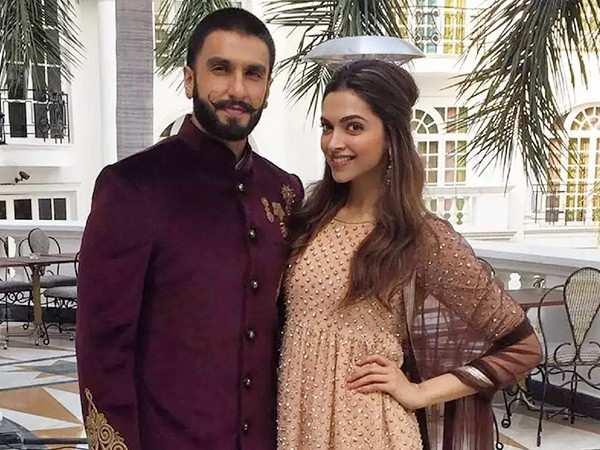 Ranveer Singh and Deepika Padukone's cutest PDA moments