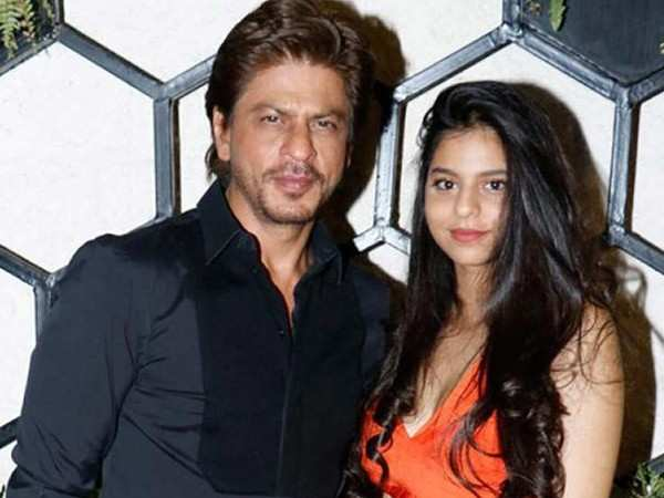 Shah Rukh Khan has the most beautiful thing to say for daughter Suhana Khan