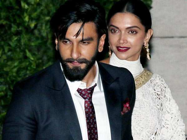 Ranveer and Deepika get engaged in a traditional Konkani ceremony