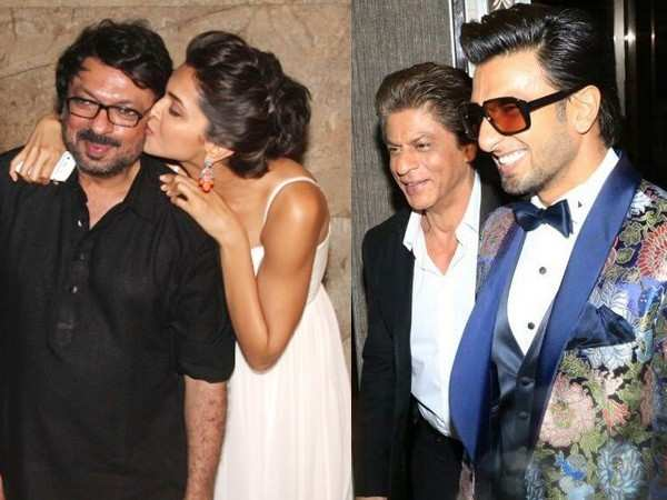 Shah Rukh Khan and Sanjay Leela Bhansali to reach Italy today?