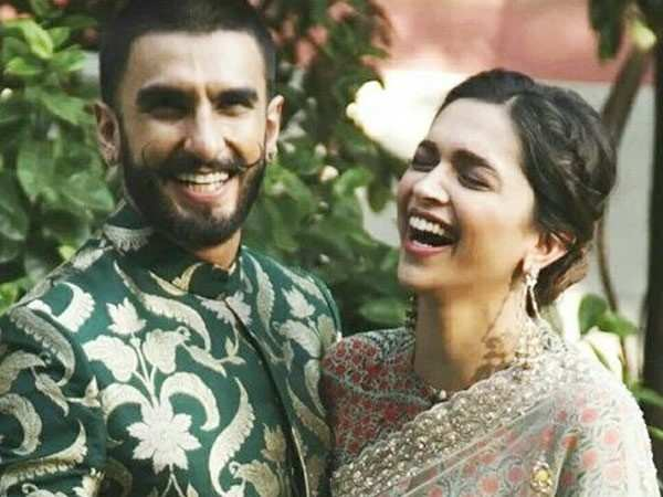 Deepika Padukone and Ranveer Singh to not auction their wedding pictures