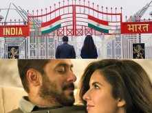 Salman Khan posts a still from Bharat with Katrina Kaif