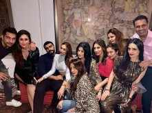 Kareena Kapoor Khan, Arjun Kapoor, Malaika Arora and more party together